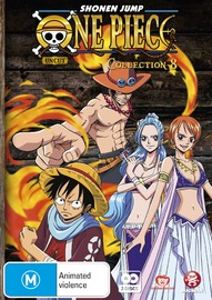 One Piece (Uncut) Collection 8 (2 Disc Set) on DVD