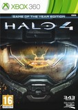 Halo 4 Game of the Year for Xbox 360