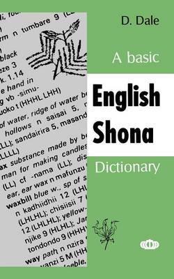A Basic English-Shona Dictionary image