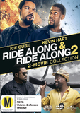 Ride Along / Ride Along 2 Double Pack on DVD
