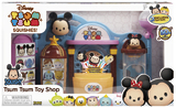 Disney Tsum Tsum: Squishies - Toy Shop Playset
