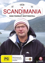Scandimania - with Hugh Fearnley-Whittingstall on DVD