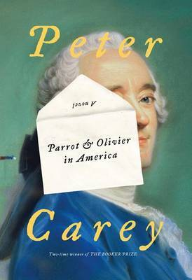 Parrot and Olivier in America by Peter Stafford Carey