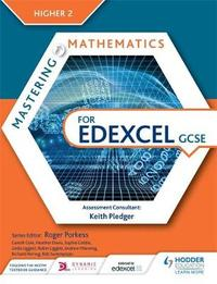 Mastering Mathematics for Edexcel GCSE: Higher 2 by Gareth Cole image