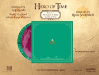 Hero of Time (2LP) by Eric Buchholz image