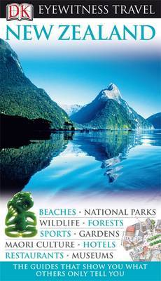 DK Eyewitness Travel Guide New Zealand image