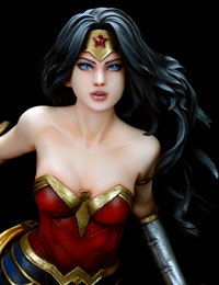 DC Comics: Wonder Woman New Earth PVC 1/6 Fantasy Figure Gallery