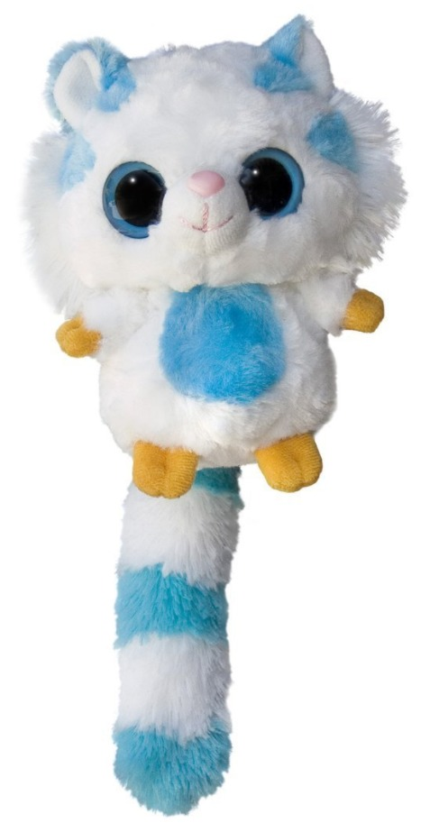 "Aurora World YooHoo & Friends: Muhon White Tiger - 8"" Plush image"