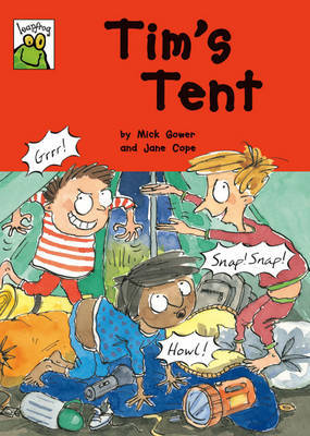 Leapfrog: Tim's Tent by Mick Gowar image