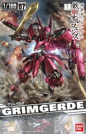 1/100 MS Grimgerde - Model Kit