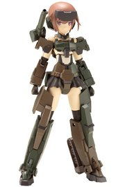Frame Arms Girl Gourai Type 10 Ver. With Little Armory - Model Kit