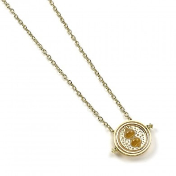 Harry Potter: Spinning Time Turner Necklace image