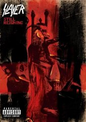 Slayer - Reign In Blood Live - Still Reigning on DVD