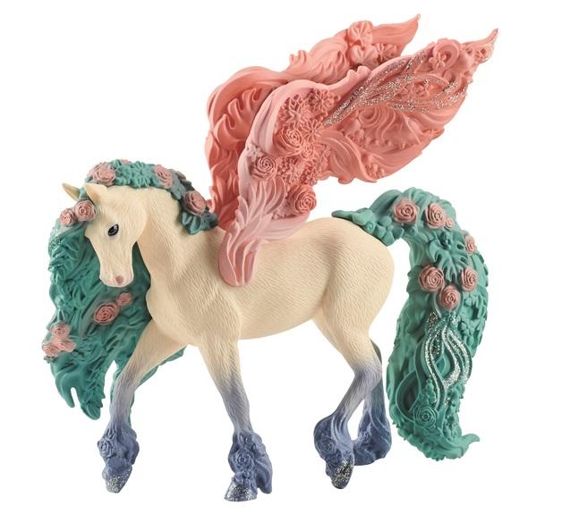 Schleich - Flower Pegasus
