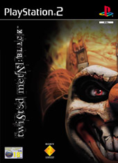 Twisted Metal Black for PS2