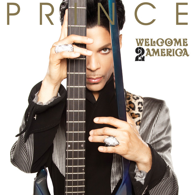 Welcome 2 America by Prince