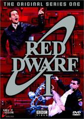 Red Dwarf - Series 1 (2 Disc Set) on DVD