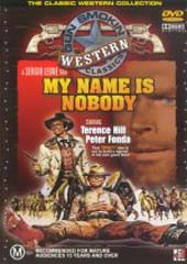 My Name Is Nobody on DVD