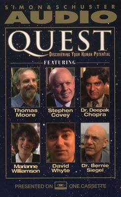 Quest: Discovering Your Human Potential by Bernie S. Siegel image