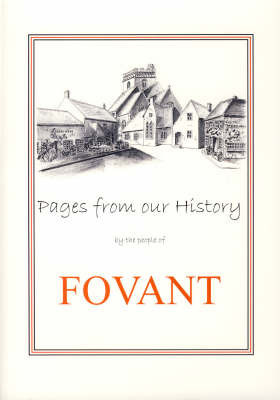 Pages from Our History by the People of Fovant