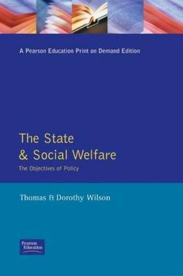 State and Social Welfare, The by Dorothy Wilson image