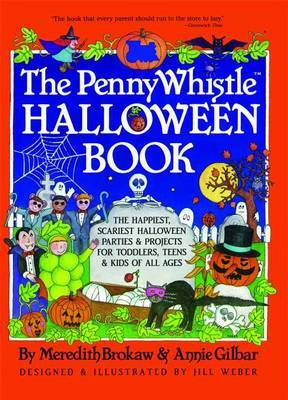 Penny Whistle Halloween Book by Meredith Brokaw
