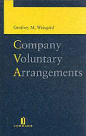 Company Voluntary Arrangements by Geoffrey Weisgard image