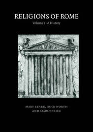 Religions of Rome: Volume 1 by Mary Beard
