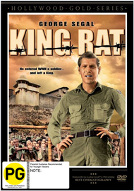 King Rat on DVD