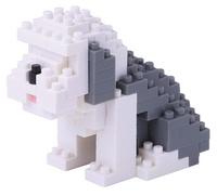 nanoblock: Old English Sheepdog
