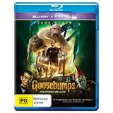 Goosebumps (Blu-ray + UV) on Blu-ray