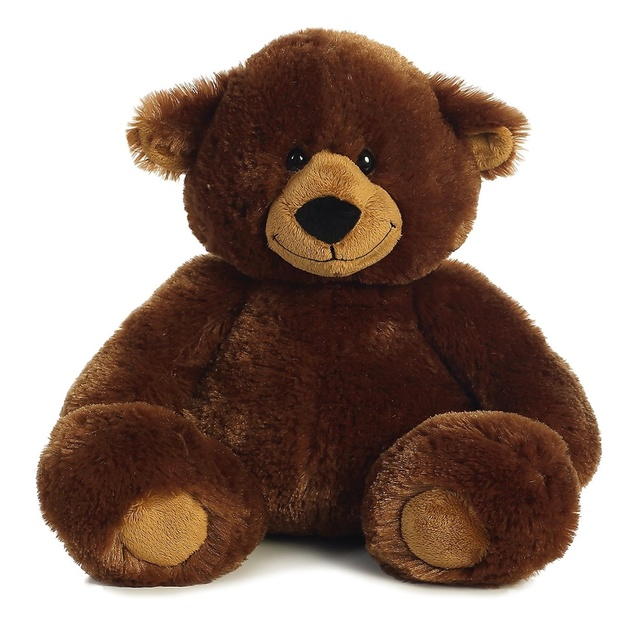Aurora: Buxley Bear Plush - Medium