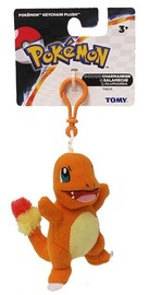 Pokemon: Plush Clips - Charmander