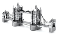 Metal Earth: London Tower Bridge - Model Kit