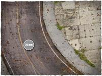 DeepCut Studio Walking Dead Town Tiles (6pcs 2x2) image