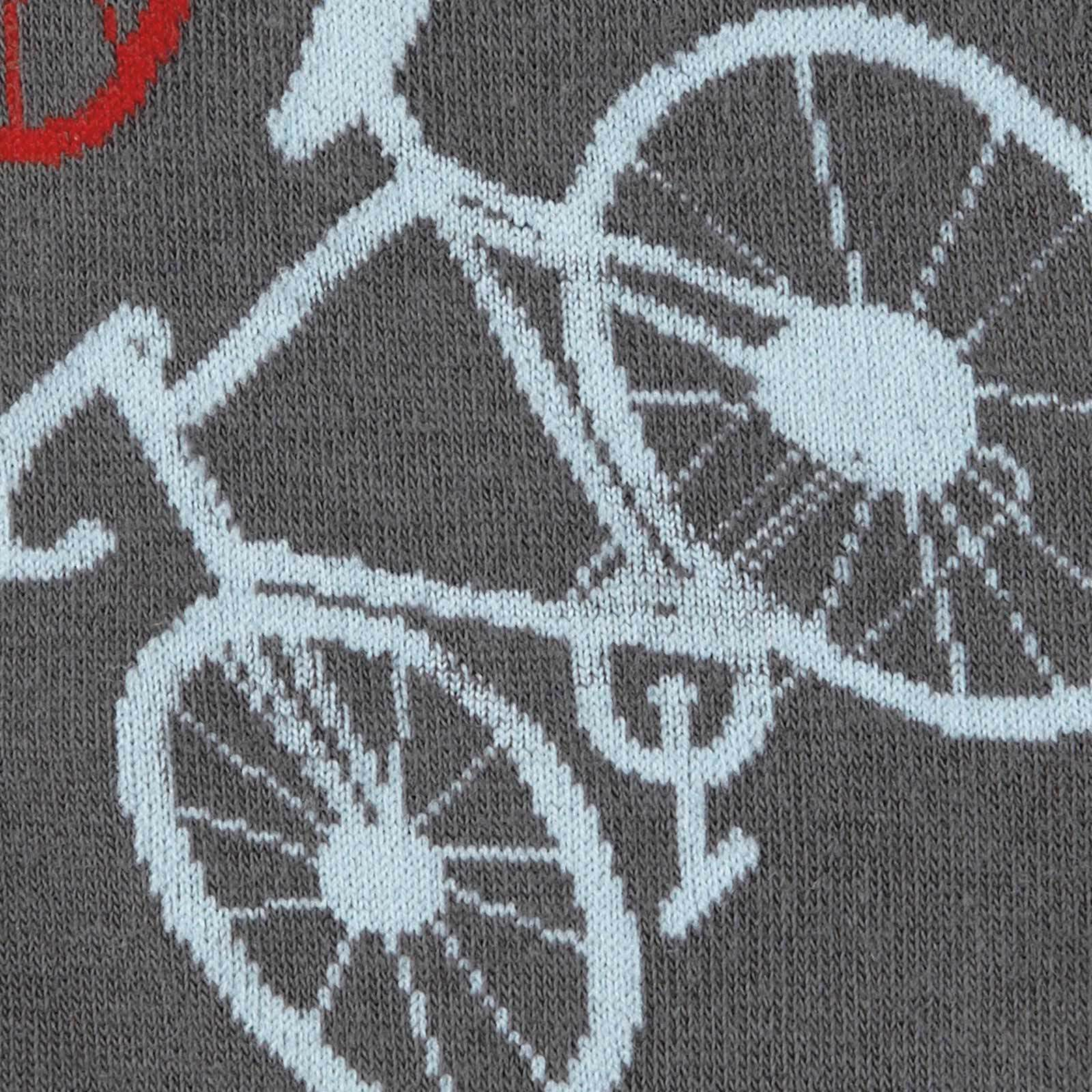 Men's - Large Bikes Crew Socks image