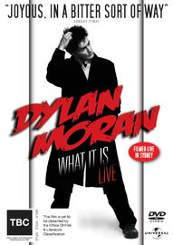 Dylan Moran - What It Is: Live on DVD