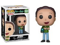 Rick & Morty – Jerry Pop! Vinyl Figure image
