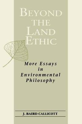 Beyond the Land Ethic by J.Baird Callicott