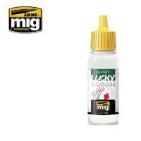 Ammo of Mig Jimenez: Glossy Lucky Varnish (17ml)