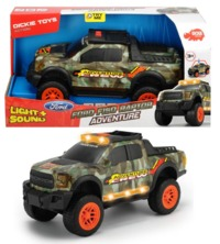 Dickie Toys: Ford F150 Raptor - Adventure Jeep