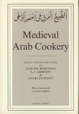 Medieval Arab Cookery by Maxime Rodinson image