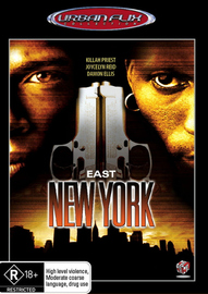 East New York (Urban Flix Collection) on DVD image