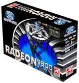 Sapphire Radeon Video Card 9800 Pro 256MB AGP
