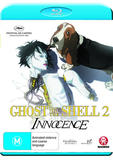 Ghost In The Shell 2: Innocence on Blu-ray