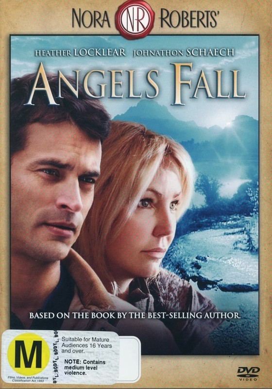 Angels Fall on DVD