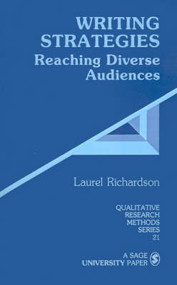 Writing Strategies by Laurel Richardson