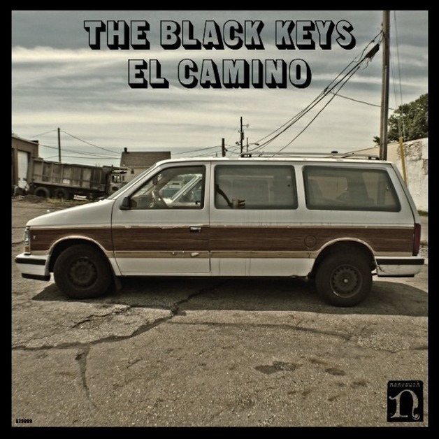 El Camino by The Black Keys