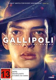 Gallipoli on DVD