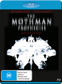 The Mothman Prophecies on Blu-ray